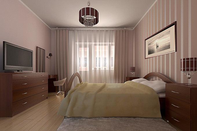 Интерьер спальня своими руками